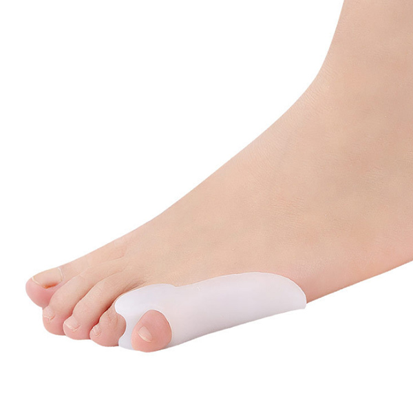 Amazonian Hot foot Nursing orteil pouce ongle protection Small Finger gel Protector ZG - 439